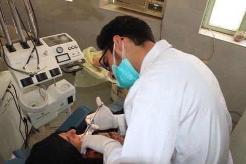 خدمات دندان پزشکی