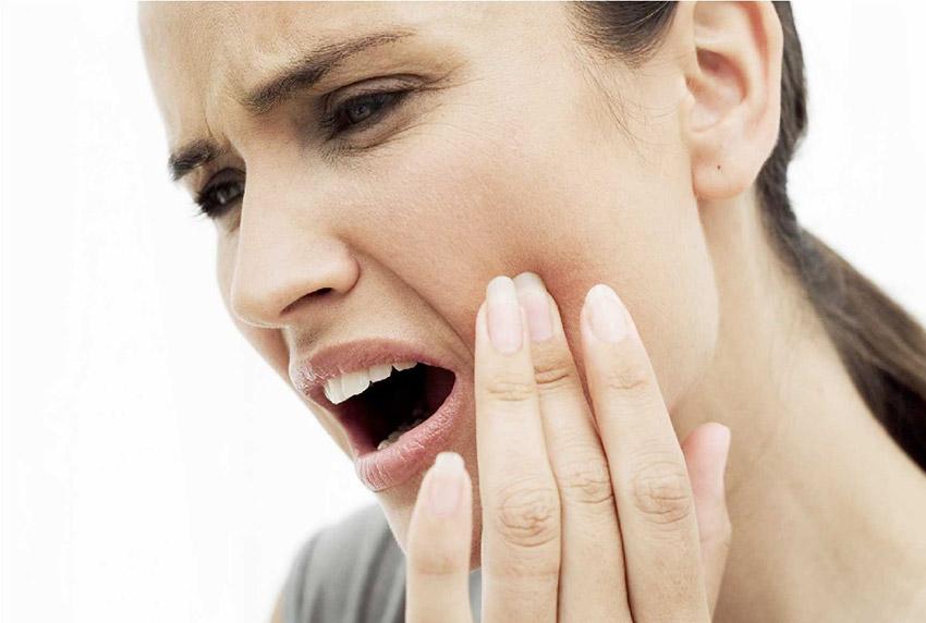 حساسیت مینای دندان