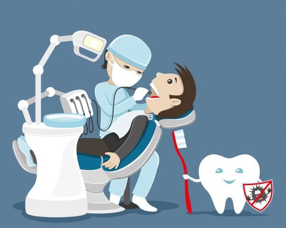 ویزیت برای ایمپلنت دندانی