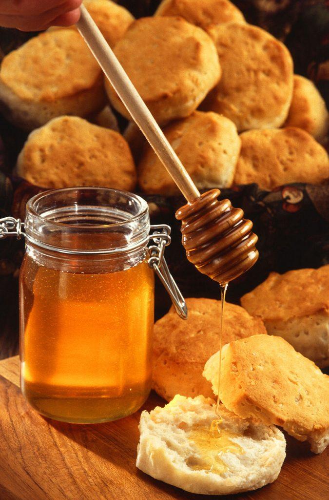 آشپزی با عسل