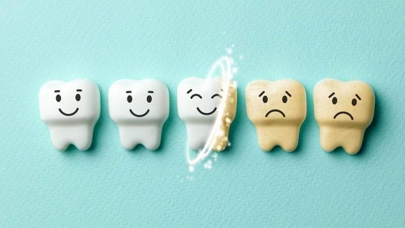 درمان دندانهای حساس